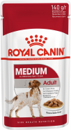 Royal Canin Medium соус пауч д/соб 140 г