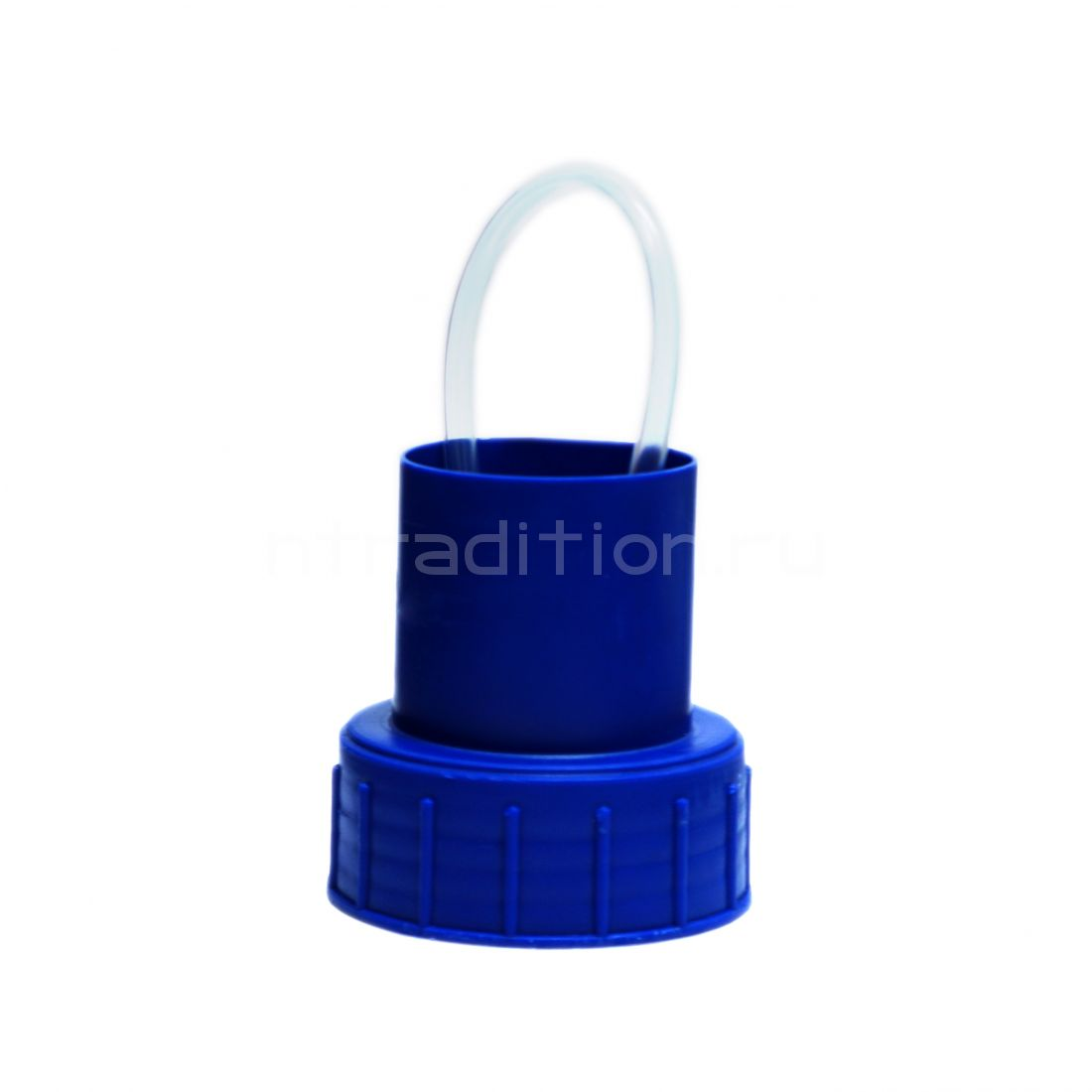 Гидрозатвор для стеклянной бутыли 20-22 литра (реахим)