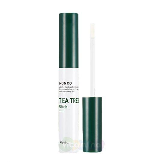 A'Pieu Стик с маслом чайного дерева Nonco Tea Tree Stick, 8 мл