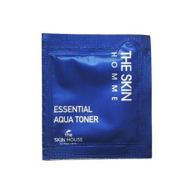 Тонер мужской увлажняющий пробник The Skin House Homme Essential Aqua Toner  (Pouch) 2ml
