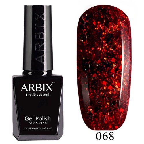 Гель-лак Arbix №068 Феникс