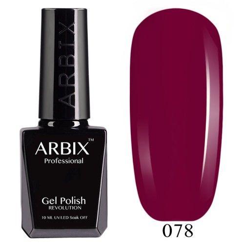 Гель-лак Arbix №078 Бачата