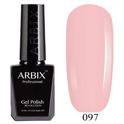 Гель-лак Arbix №097 Комильфо