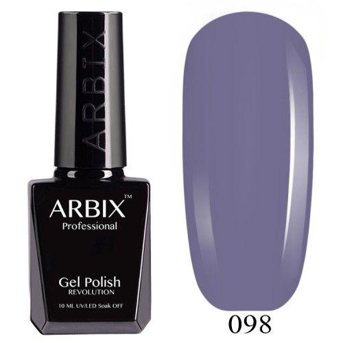 Гель-лак Arbix №098 Безмятежность