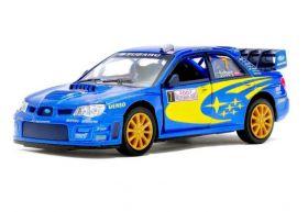 Машина металлическая Subaru Impreza WRC, масштаб 1:36