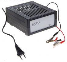 """Зарядное устройство """"Вымпел-15"""", автомат, для АКБ любой емкости 7А, 12В"""