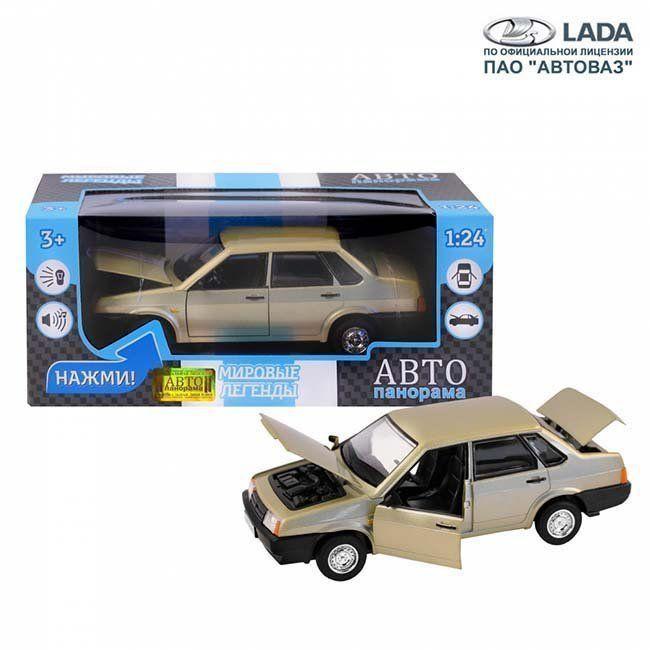 Модель 1200156JB ВАЗ 21099 1:22 Автопанорама