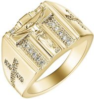 Перстень с Распятием