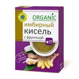 """Кисель с фруктозой """"Имбирный"""", 150 гр"""