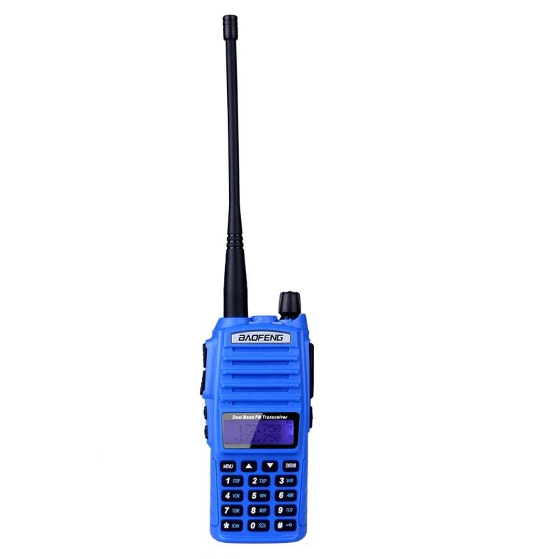 Рация Baofeng UV-82 (3 режима мощности) синяя