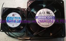 Вентилятор Jamicon KA1238H2B1N  220в, 120х38, 180 кб/ч,