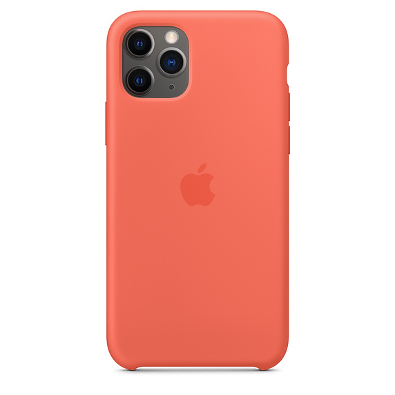 Чехол iPhone 11 Pro Max Apple Silicone Case