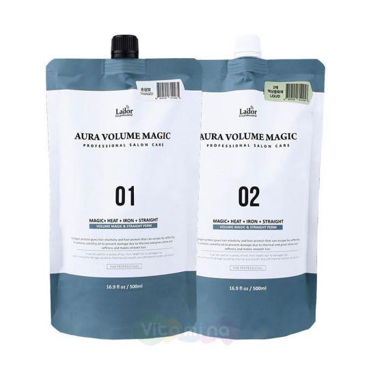 La'dor Стайлинг программа для поврежденных волос Aura Volume Magic Damaged, 1000 мл