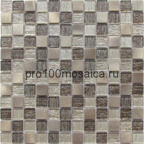 Trend Bronze Мозаика серия EXCLUSIVE, чип 23*23 размер, мм: 300*300*4