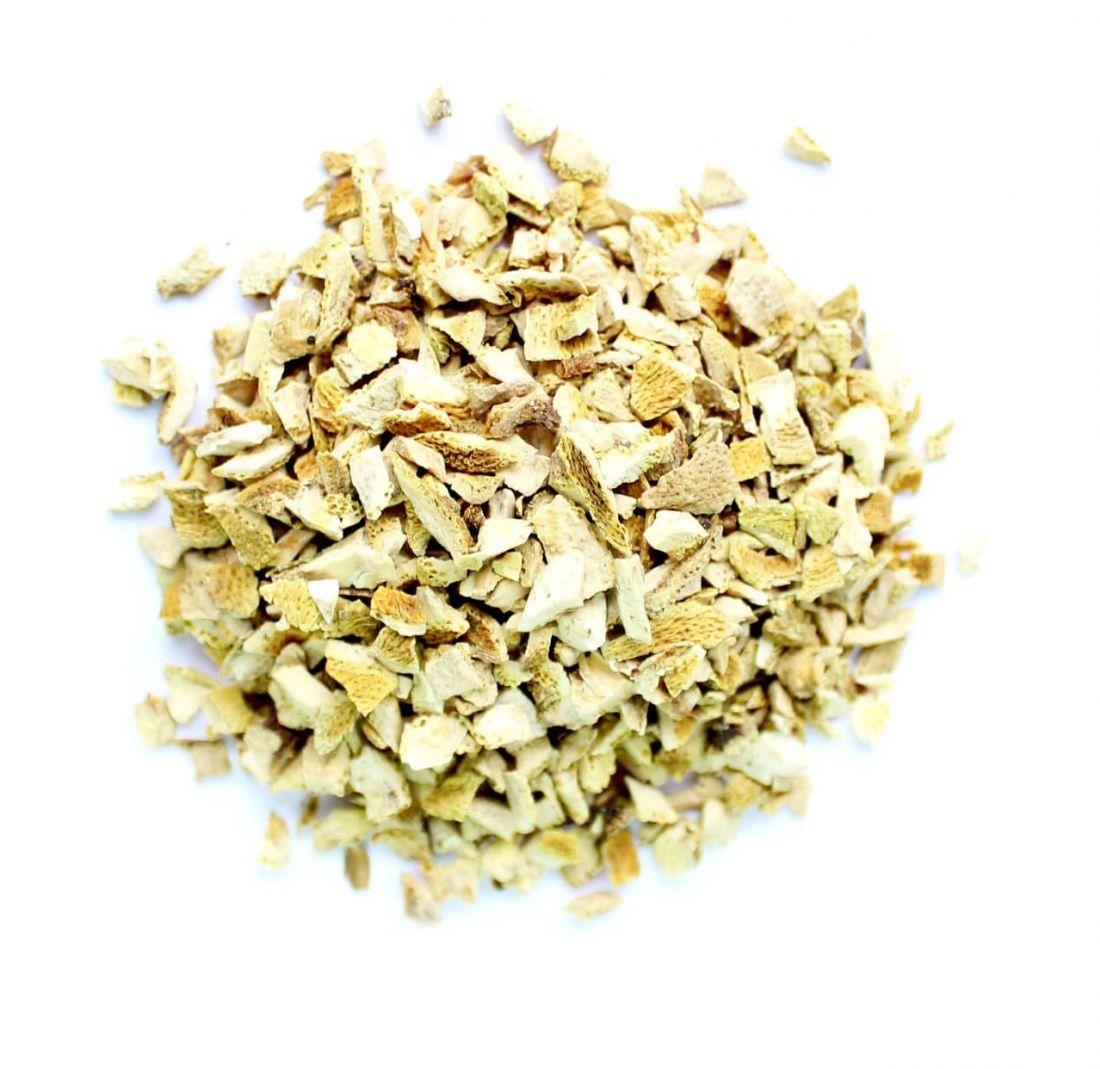 Корка (цедра) лимонная, 50 гр