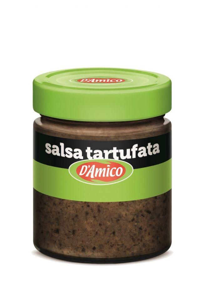 Сальса трюфельная 130 гр., Salsa tartufata D'Amico 130 gr.