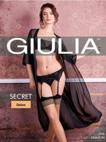 Чулки под пояс Giulia Secret 20 Den 3/4 Daino