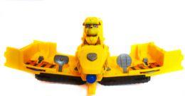 Большой бульдозер самолет трансформер Крепыша (Щенячий патруль)