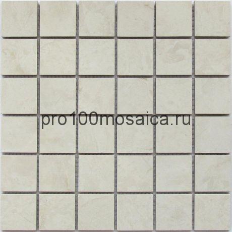 Perf Ivory Мозаика из керамогранита, чип 48*48, размер, мм: 300*300*10