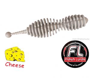Мягкие приманки Fresh Lures Little Rat 2,7'' 68 мм / 2,75 гр / упаковка 6 шт / цвет: 104 в уп) / сыр