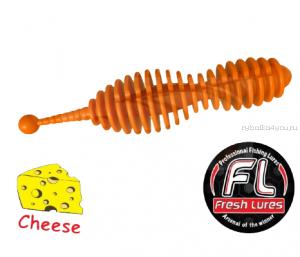 Мягкие приманки Fresh Lures Little Rat 2,7'' 68 мм / 2,75 гр / упаковка 6 шт / цвет: 113 в уп)  / сыр