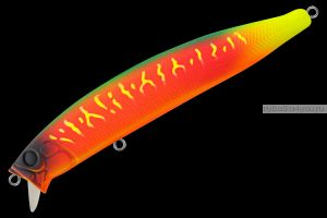 Воблер TsuYoki Zanoza 105F 105 мм / 17,7 гр / Заглубление: 0,1 - 0,4 м / цвет: FRU