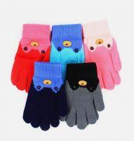 Перчатки детские  4-6лет № А241