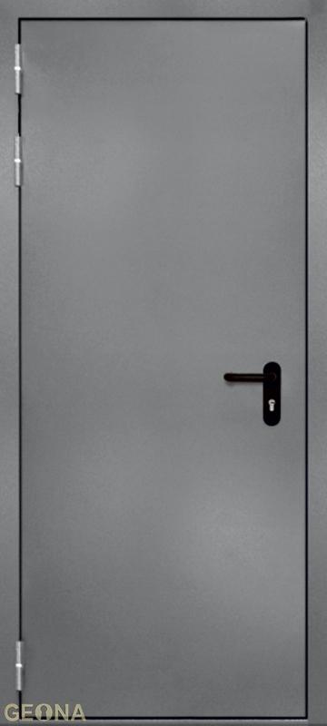 Входная противопожарная дверь geona «ДПМГ-1-60»