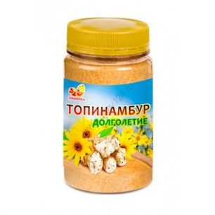 Топинамбур, порошок, 200 гр