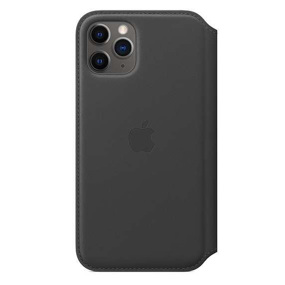Чехол iPhone 11 Pro Apple Leather Folio Case