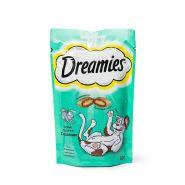 Dreamies Лакомые подушечки с кроликом (60 г)