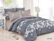 Постельное белье Сатин SK 2- спальный Арт.20/533-SK
