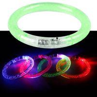 Светящийся браслет, цвет зеленый