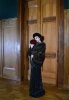 звезды в шубах из соболя Елена Минина пошить купить Москва фото