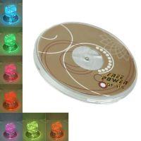 Подставка под бокалы с цветной подсветкой Colorful Coaster (2)