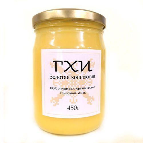 Масло топленое ГХИ, 450 г