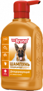 Mr. Bruno Шампунь-кондиционер дезодорирующий, 350 мл