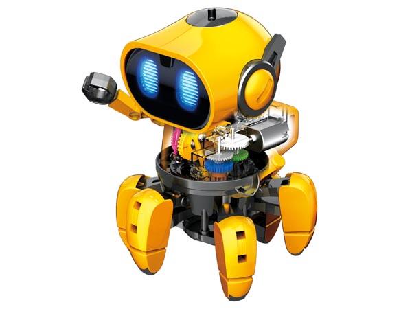 Индукционный Робот Тобби Tobbie The Robot