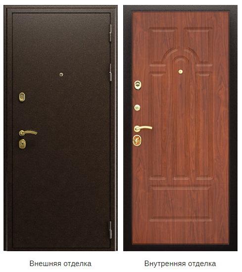 Стальная дверь «Прометей» (заказная)
