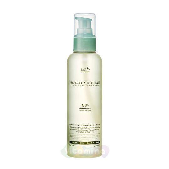 La'dor Несмываемый бальзам для волос с термозащитой Perfect Hair Therapy, 160 мл
