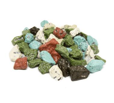 Морские шоколадные камушки, кг