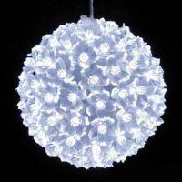 Эксклюзивный светодиодный LED шар с лампами в виде цветов Led Light, 500 ламп
