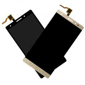 LCD (Дисплей) Lenovo Phab 2 Plus (в сборе с тачскрином) (black) Оригинал