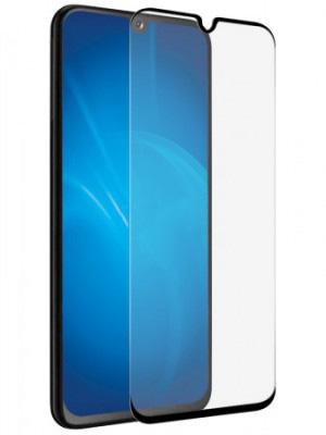 Защитное стекло противоударное PALMEXX для Samsung Galaxy A70 5D черное