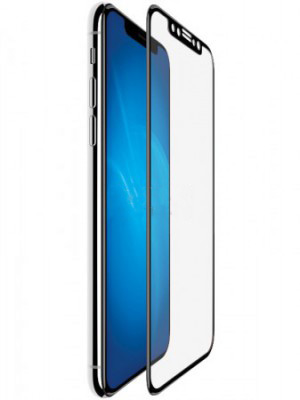 "Защитное стекло противоударное PALMEXX для iPhone XS Max 6.5"" 99D черное"