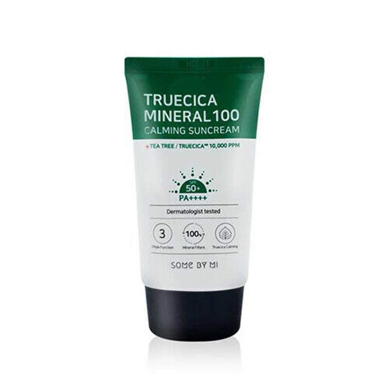 Крем солнцезащитный TRUECICA MINERAL 100 Calming Suncream SPF 50PA++++