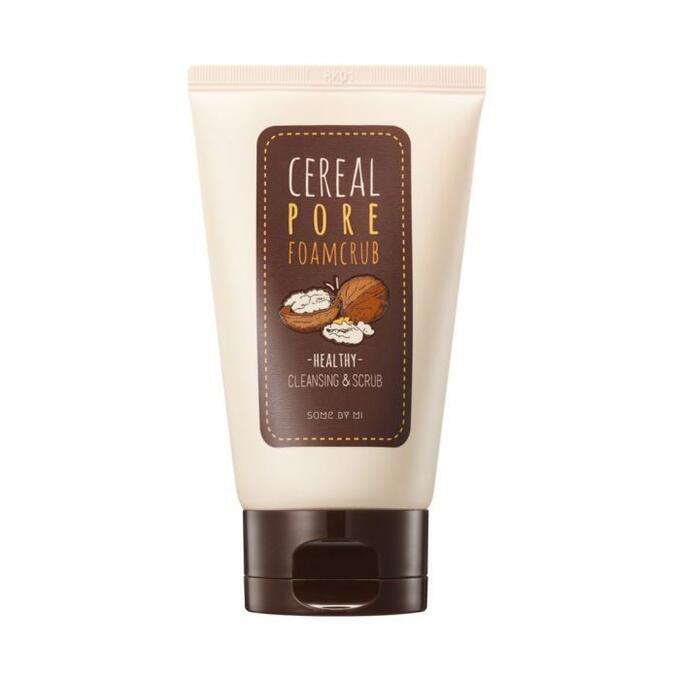 Пенка-скраб для умывания Cereal Pore Foamcrub