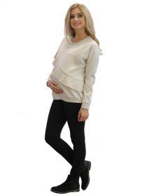 Лосины для беременных утепленные флисом  Л- 2028.0/Ф