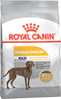 Royal Canin Maxi Dermacomfort Для собак крупных размеров, склонных к кожным раздражениям и зуду (10 кг)