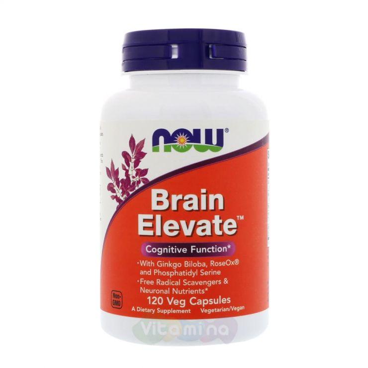 Brain Elevate (Активатор мозга) 120 капс